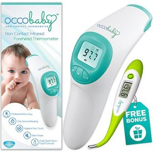 Clinical Non-Contact Baby Forehead Thermometer