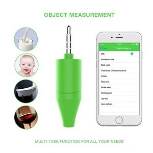 Jerrybox Smart Thermometer for Kids