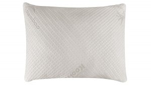 Bamboo Shredded Memory Foam Pillow from Snuggle-Pedic