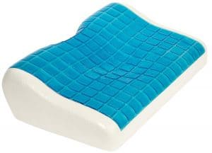 Cooling Gel Memory Foam Pillow by Product Shop, Inc.